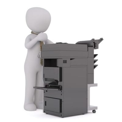 Print Supplies - Managed Print Service Donegal Ireland - New Printers Ink Toner Paper OKI
